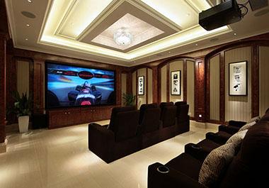 湘潭金桥城109㎡三房两厅美式风格装修效果图