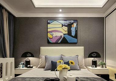 湘潭长房上层国际130㎡三室两厅北欧装饰效果图